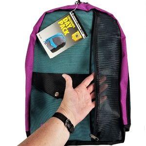 American Camper Backpack/Day Pack Waterproof Nylon